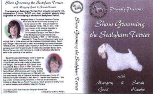 Show Grooming DVD
